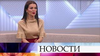 Вгостях у «Пусть говорят»— выпускница музыкального проекта «Фабрика звезд» певица Сати Казанова.