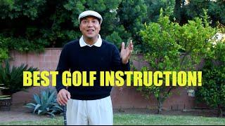 BEST GOLF INSTRUCTION VIDEO!!!