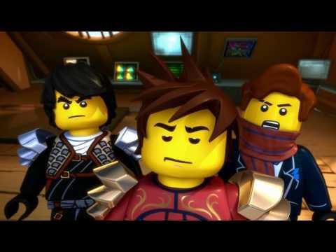 Once Bitten, Twice Shy - LEGO Ninjago - Season 1 , Full Episode 8