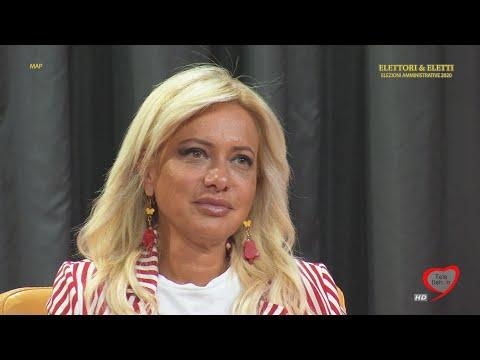 Elettori & Eletti 2020: Laura Di Pilato, candidata sindaco Andria - liste civiche