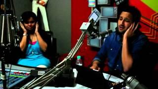 Ash King - Look Into My Eyes Live @ Fever FM 104 Mumbai