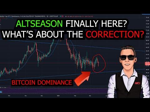 First Altseason Likely To Start NOW?! Crypto Historical Data Analysis