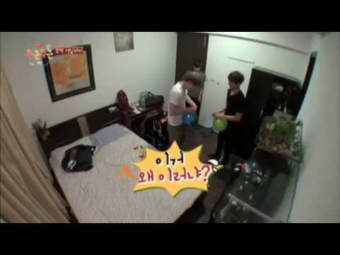 Funny Moment's Fluttering India (Kyuhyun Birthday Party)