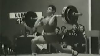 1962 World and European Weightlifting Championships, 67.5 kg class.