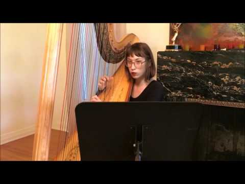 Bridal March Solo Harp By The Ocdamia Strings