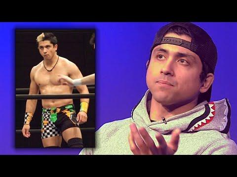 TJP (TJ Perkins) Studio Shoot Interview Part 1 :: Wrestling Insiders