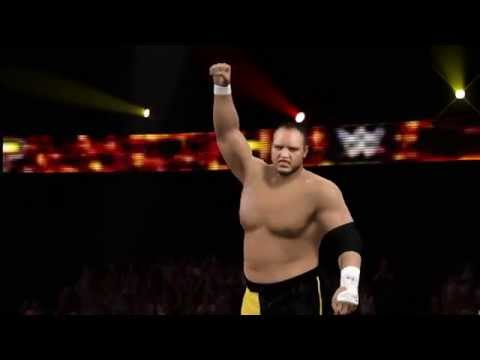 WWE 2K15 Samoa Joe (Entrance and Finisher)