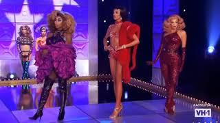"Farrah Moan vs Valentina - ""Kitty Girl"" Lip Sync   All Stars 4 Episode 6"