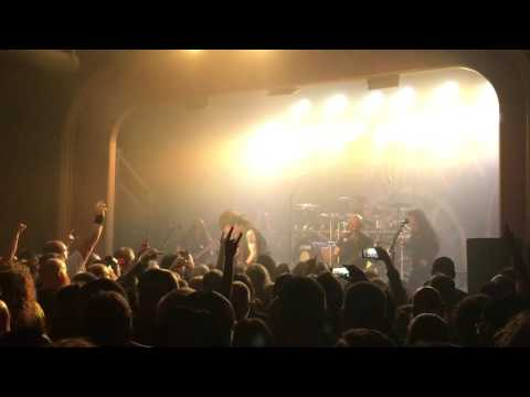 Anthrax - Got The Time Portland OR Oct212016
