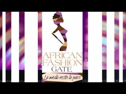 AFRICAN FASHION GATE -La Moda Veste la Pace- TG2/RAI NEWS