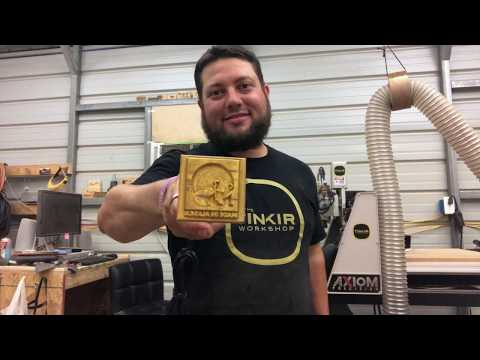 Making a Custom Brass Branding Iron