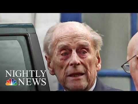 98-Year-Old Prince Philip Released From Hospital | NBC Nightly News