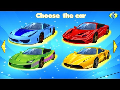 Thumbnail: Super cars wash | Car Garage & Salon | Cars for Kids | Videos for Children | Gameplay Android