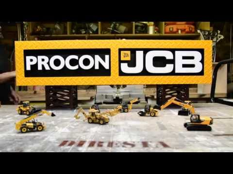✔ DiResta ProCon JCB sign