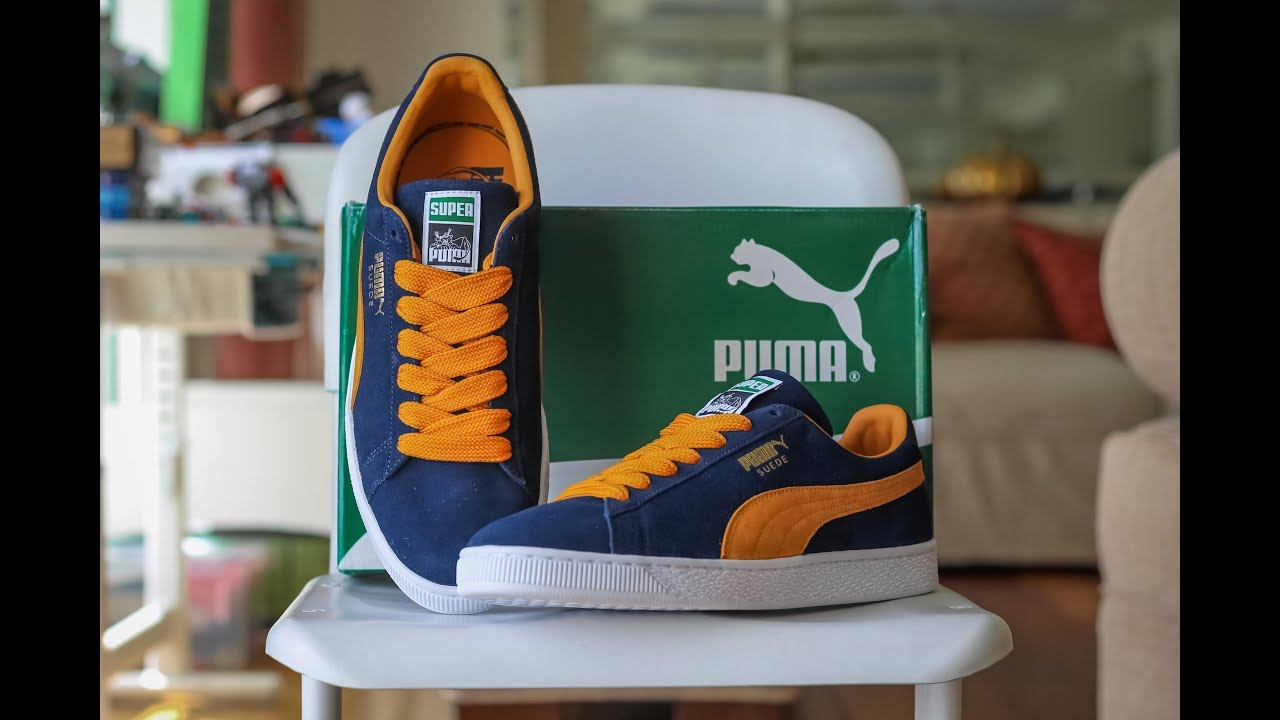 2fa9cee858117d Puma Super Suede unboxing + sneaker review