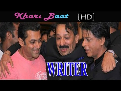 Baba Siddiqui Was Screen Play Writer For Ending Khan War | Khari Baat