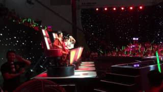 Thu Minh ngẫu hứng hát Ngày Mai của Tóc Tiên