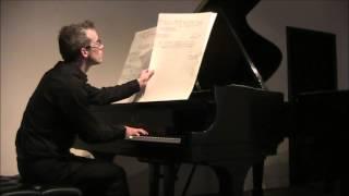 Pierre Boulez - Piano Sonata No.3 (Complete)