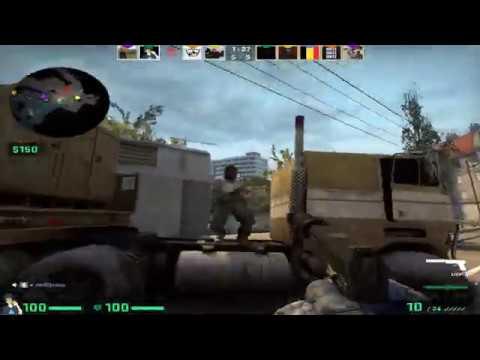Видео: cs go panda