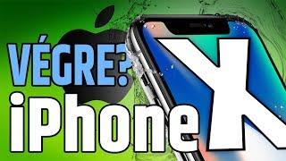 iPhone 8? Vagy iPhone X? | Megéri a brutális árát?
