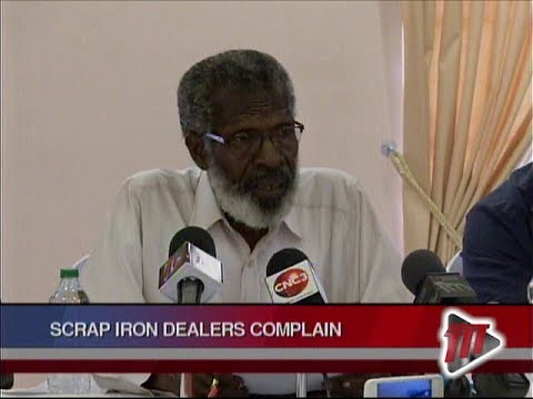 Scrap Iron Dealers On Export Restrictions