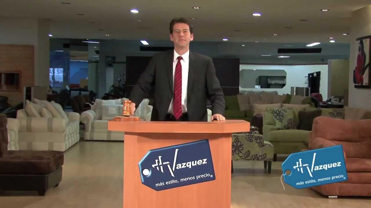 Spot Tv Hermanos Vazquez Marzo De Remate # Muebles Hermanos Vazquez