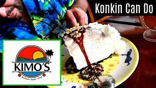 Lunch, Drinks & Hula Pie at Kimo's on Front Street, Lahaina || Maui Restaurant Review