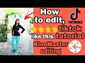 Tiktok tutorial | Out from photo editing | kinemaster editing tutorial | tiktok trand | tiktok