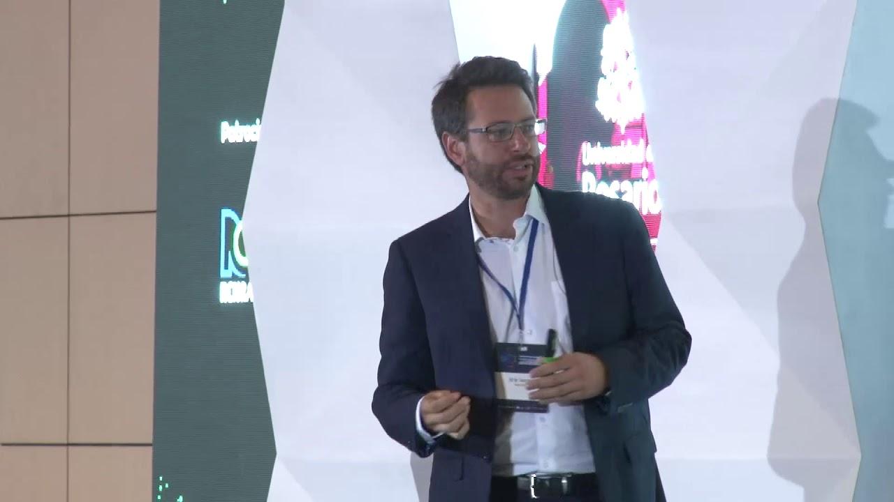 Sistemas de Información Geográfica y Smart Cities: Erick Vergel