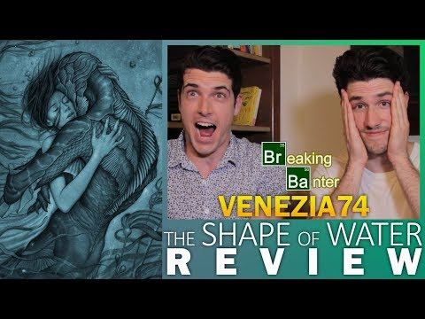 The Shape Of Water Review (VIFF 2017)