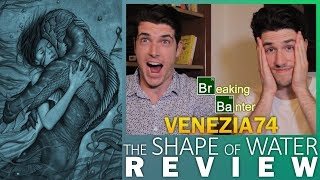 The Shape Of Water Review (VIFF 2017) streaming