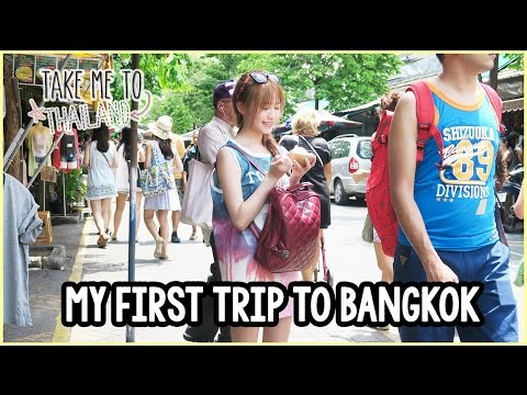 Take me to Thailand (My first trip to Bangkok)