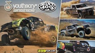 2016 Mint 400 Youtheory Racing