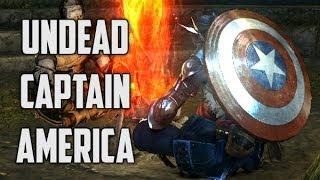 Dark Souls - Captain America Shield Mod