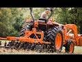 Food Plots for Monster Bucks! New Kubota Tractor!