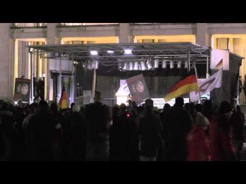 Legida am 16. Februar 2015 in Leipzig – Teil 1
