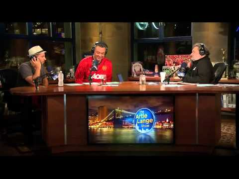 The Artie Lange Show - Jonah Smith Interview