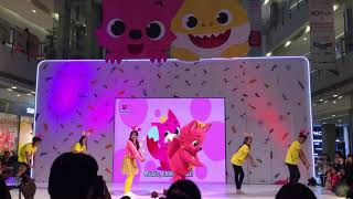 Pinkfong baby shark central park