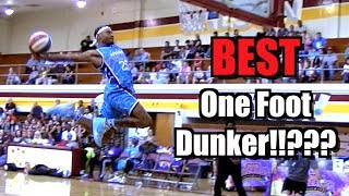 Jordan Southerland Mini Dunk Session + Game Dunks! Video