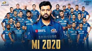 IPL 2020 Mumbai Indians Full Team | mi Players list