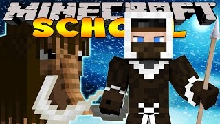 Minecraft School : A TRIP BACK IN TIME!