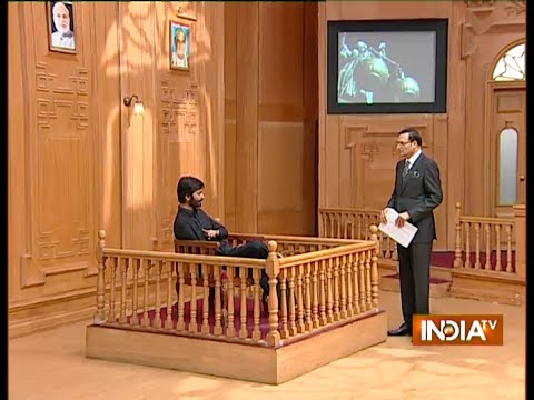 Yasin Malik In Aap Ki Adalat: Know Why Yasin Malik Don't Speak Against Pakistan - India TV