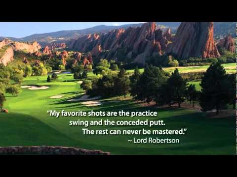 Inspirational Golf Quotes Amazing Golf Quotes Moviejoe Vanek  Youtube