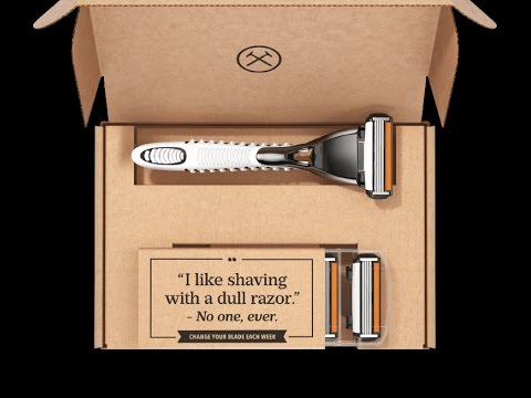 Dollar Shave Club For Women Youtube