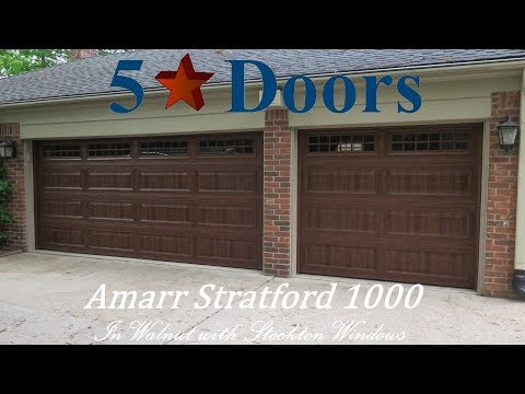 Amarr Replacement Garage Doors Authorized Distributor Free Quotes