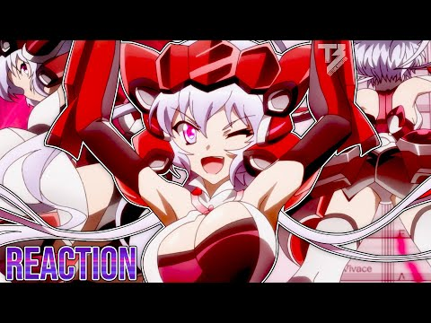Senki Zesshou Symphogear AMV Avengers Opening from YouTube · Duration:  1 minutes 1 seconds