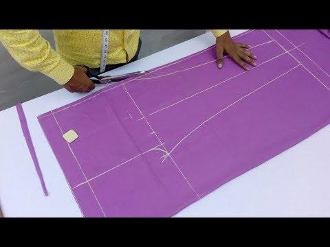 Women Pant | Ladies Pajama Pant Cutting and Stitching thumbnail