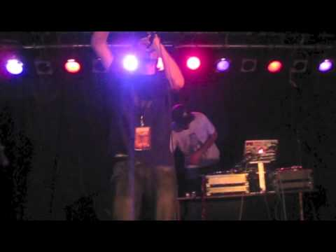 Notion - Wassup (Okay) LIVE @ Cafe Chaos, Montreal, June 14th, 2013