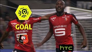 Video Gol Pertandingan Stade Rennes vs AS Nancy