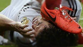 Futbolu BIRAKTIRACAK 13 Gaddar Faul